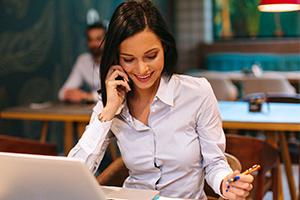 12 روش کاربردی در آداب مکالمه با تلفن