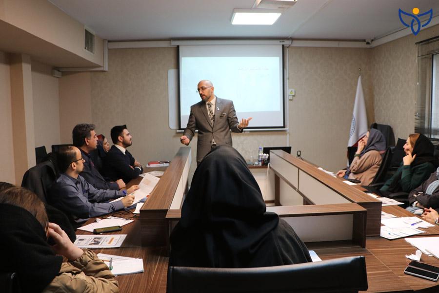 فربد طهرانی مدرس مذاکره
