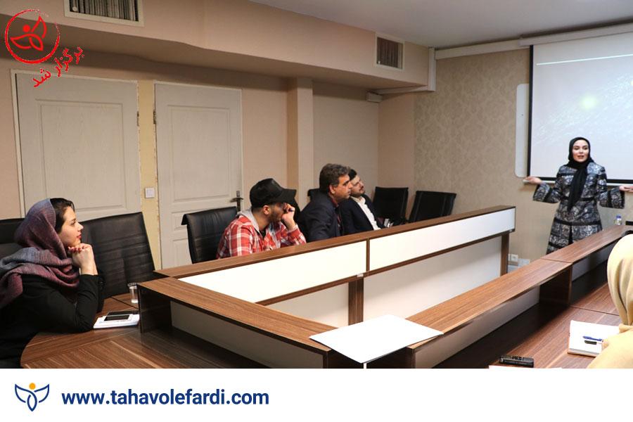 جلسه اول کارگاه ایده تا محصول تجاری برگزار شد
