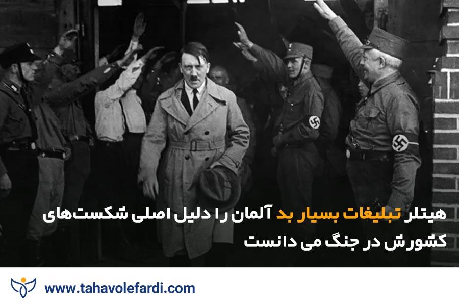 هیتلر کیست؟