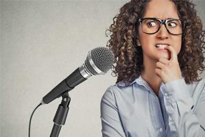 چگونه از حرف زدن نترسیم ؟